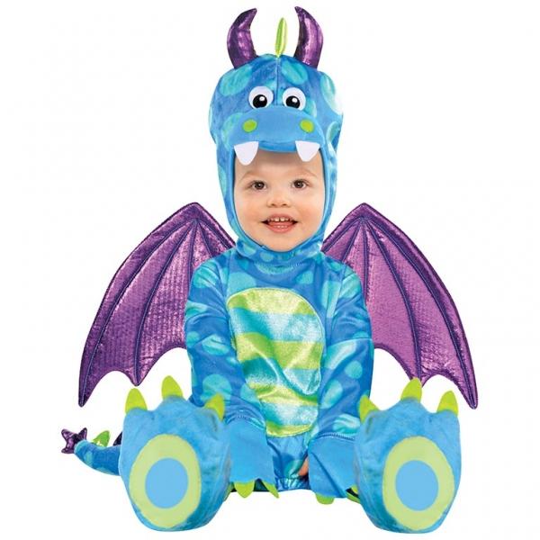 """Verkleidung... Kostüme... Fasching """"Der kleine Drache"""" 12 - 18 Monate"""