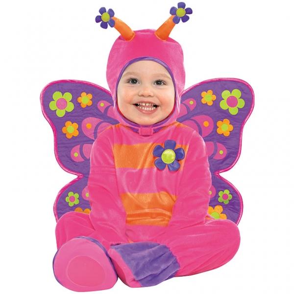 Verkleidung.Kostüme.Fasching Flutterby Butterfly Schmetterling 6-12 Mo