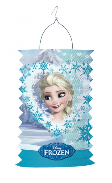 Frozen Ice Party Zuglaterne