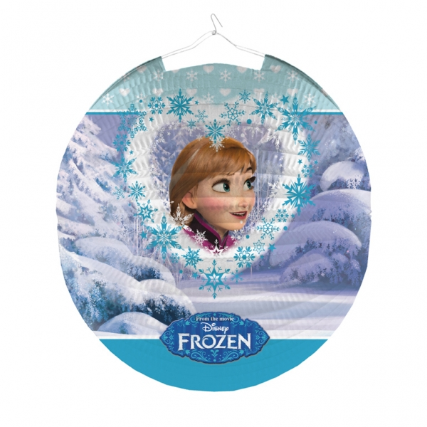 Frozen Ice Party Lampion