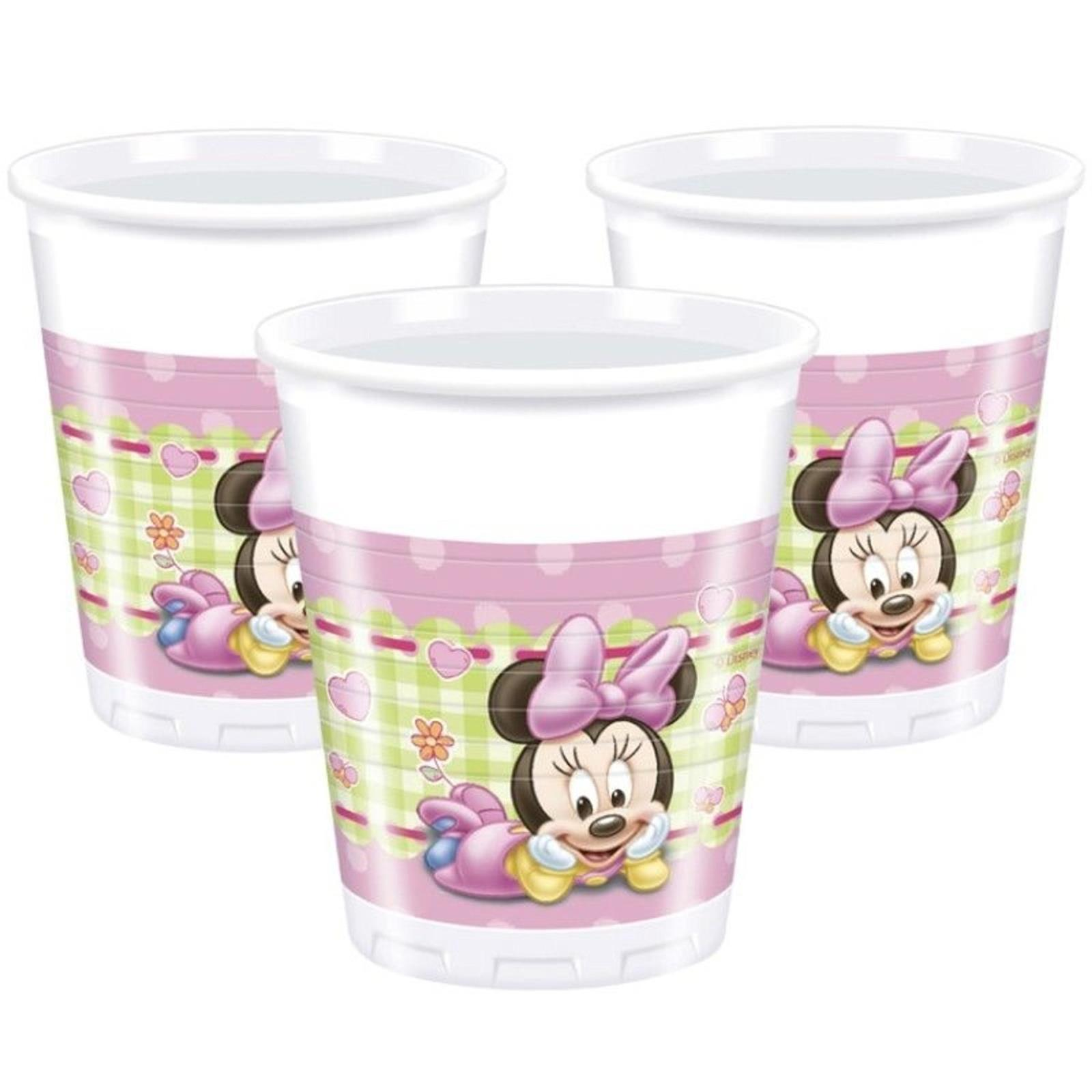 Disney Baby Minnie Mouse Party Becher