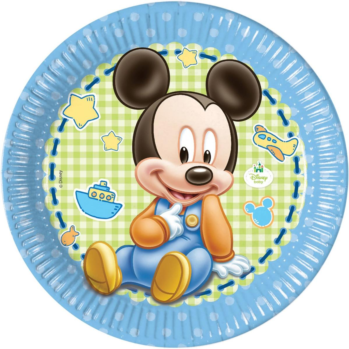 Disney Baby Mickey Mouse Party Teller