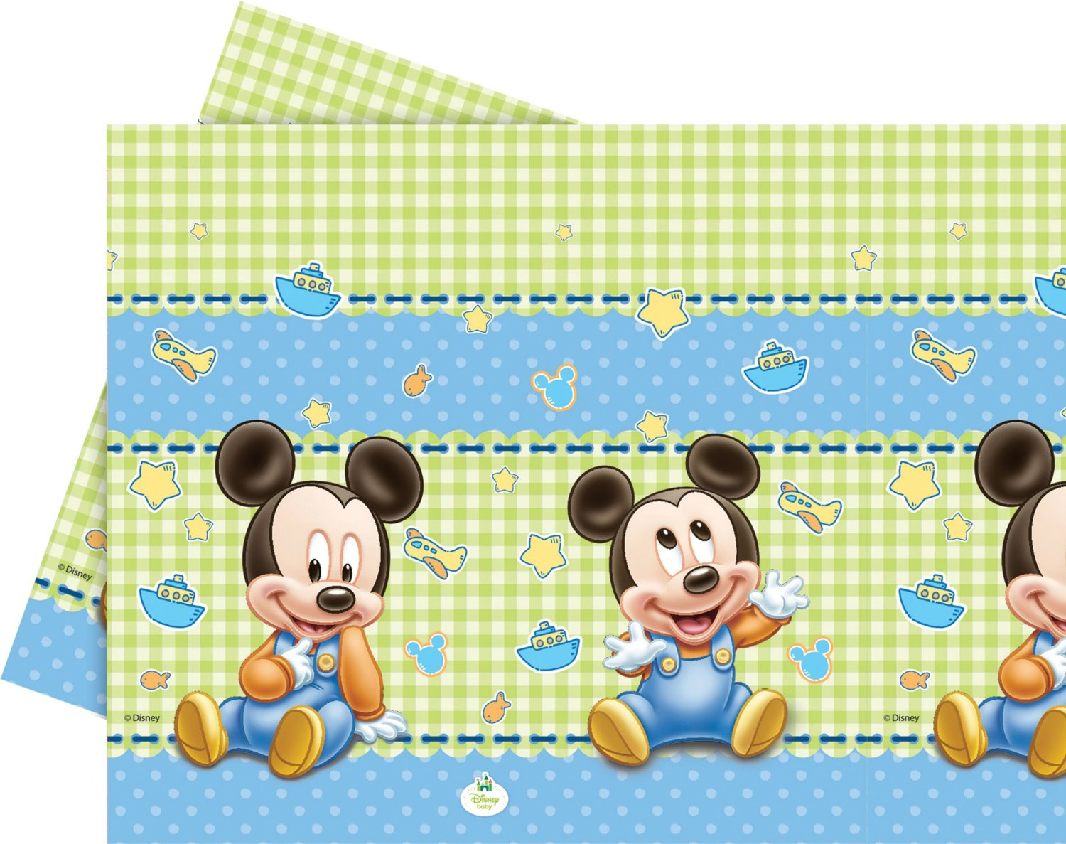 Disney Baby Mickey Mouse Party Tischdecke