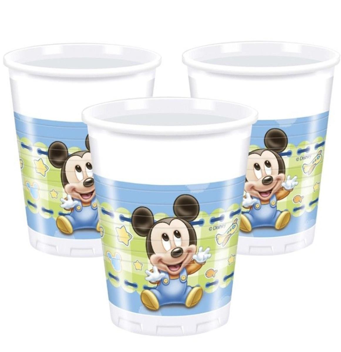 Disney Baby Mickey Mouse Party Becher