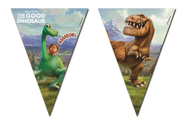 Disney Der gute Dinosaurier Party Banner Girlande