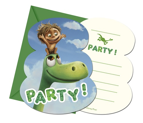 Disney Der gute Dinosaurier Party Einladungen
