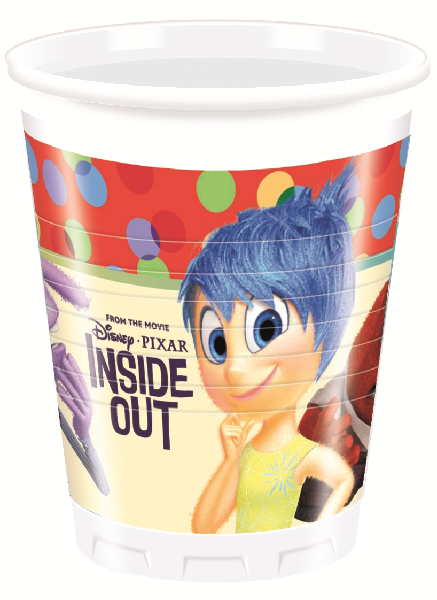 Disney Alles steht Kopf - Inside Out Party Becher