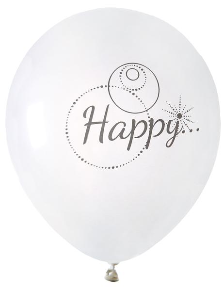 Happy Birthday Party Luftballons Santex
