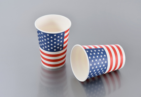 Amerika Party Becher Santex