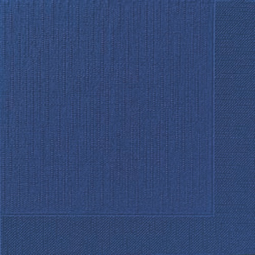 Duni Klassik Servietten dunkelblau