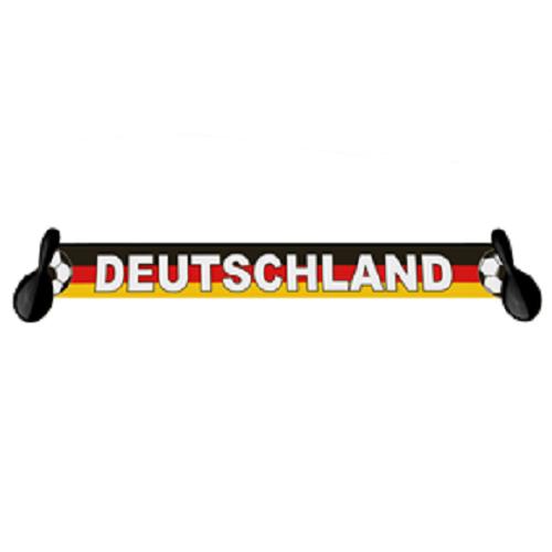 Fußball Rassel Schal Deutschland vor Fan Artikel