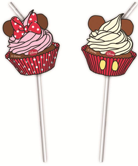 Minnie Café Party Strohhalme Trinkhalme