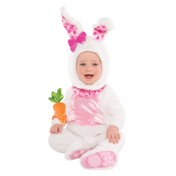 Ihr Baby als Mr. Miss Wittle Wabbit Hasen Kostüm Babys 12-18 Monate