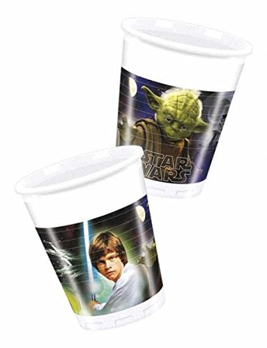 Star Wars Heroes Party Becher
