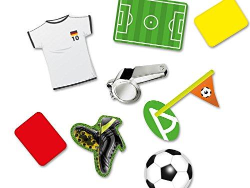 Tisch Dekoration Fußball Das Spielfeld von DH Konzept