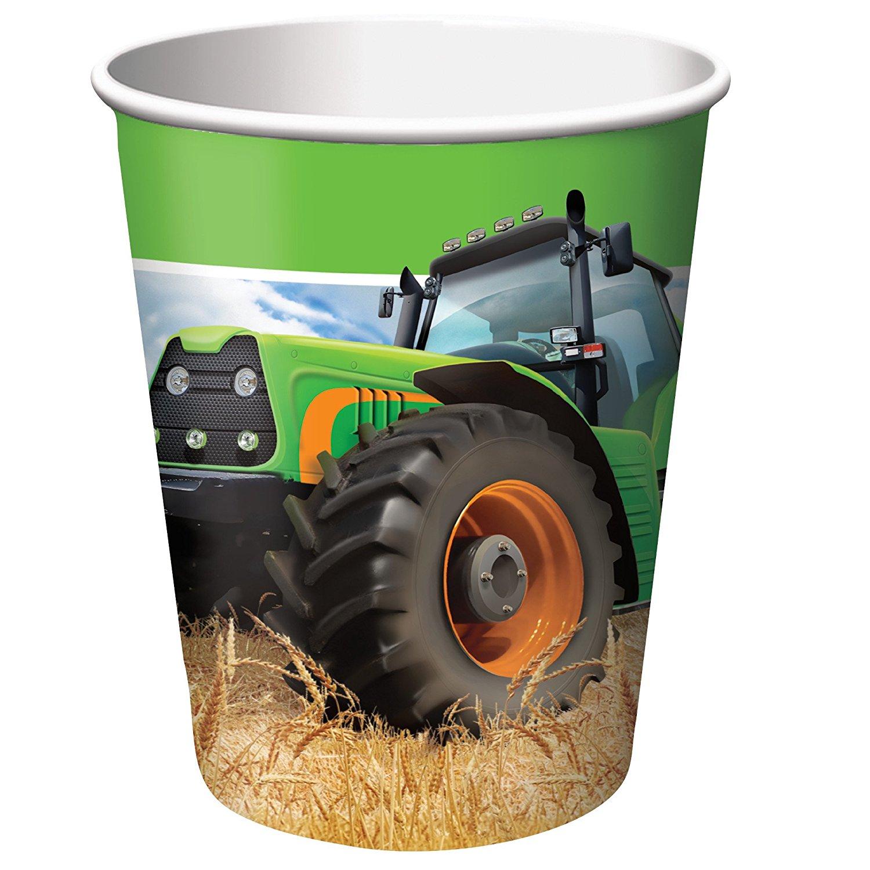 Traktor Party Becher