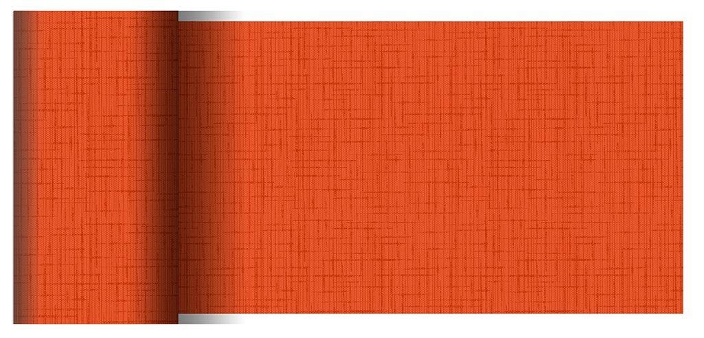 Duni Tischbänder Linnea mandarin 0,15 x 20,00 m