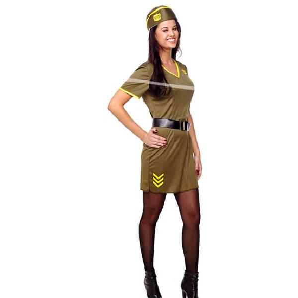 "Damen Kostüm ""Die Pilotin"" Gr.: 36 - 38 M"