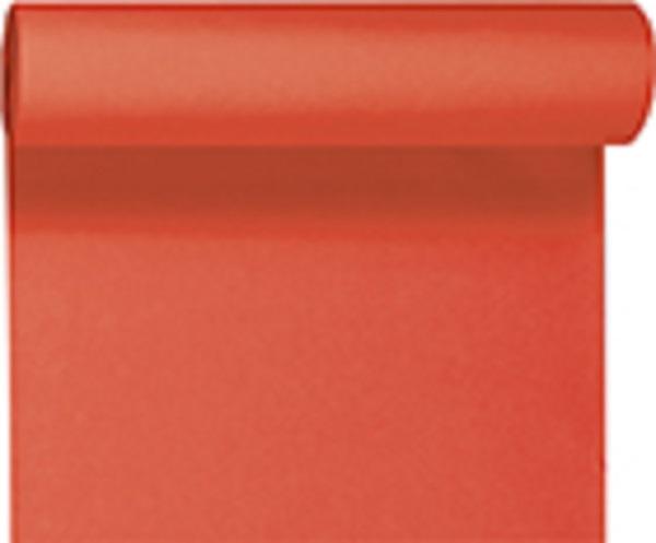 Duni Tischläufer Tete-a-Tete mandarin 0,40 x 24,00 m