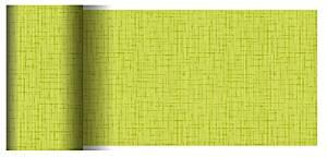 Duni Tischbänder Linnea kiwi 0,15 x 20,00 m