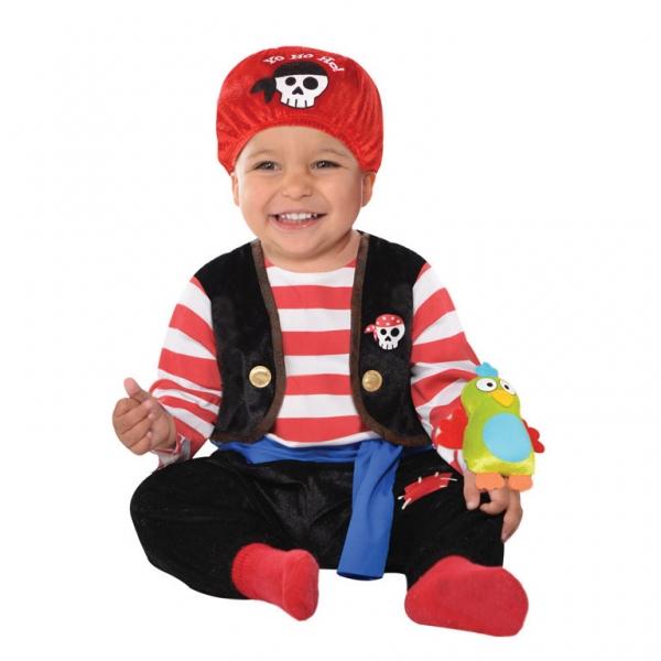 Kostüm Verkleidung Accessoires Baby Piraten 12 - 24 Monate