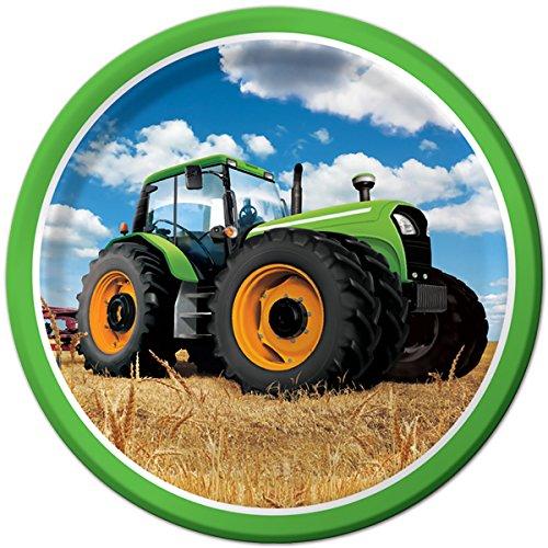 Traktor Party Teller