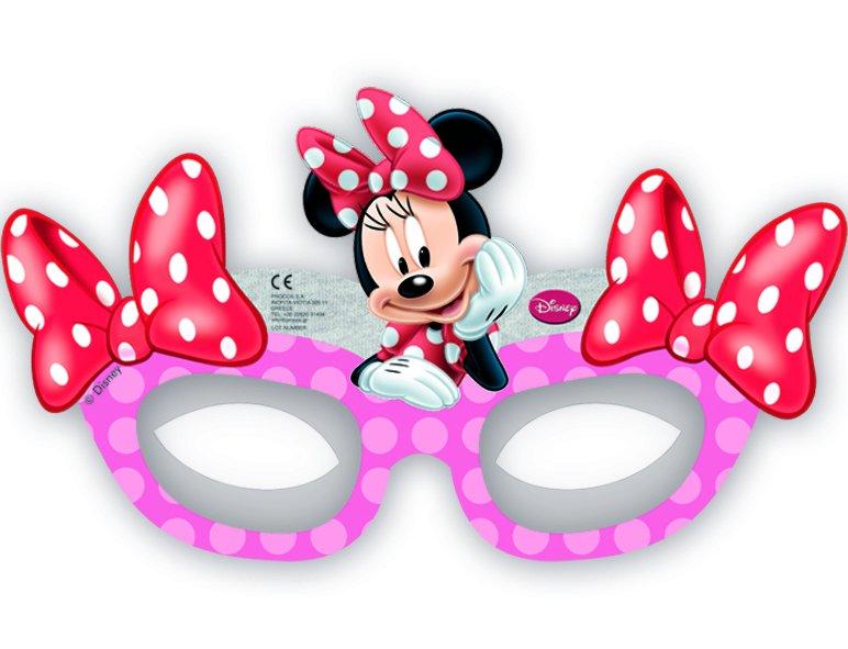 Minnie Café Maske