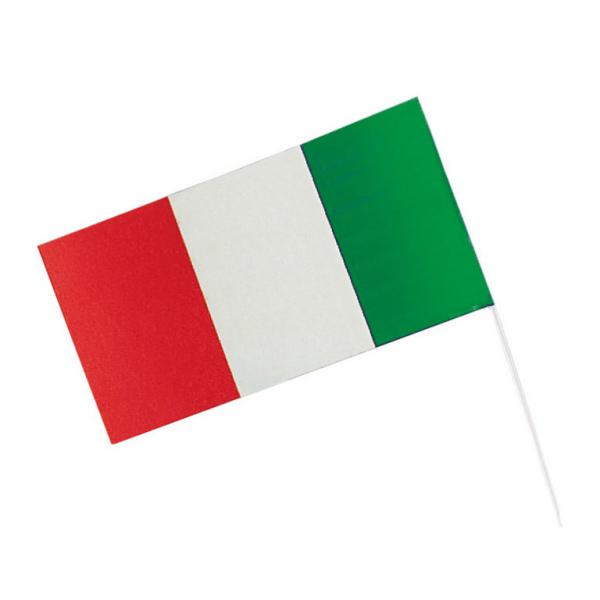 10 Fahnen Italien