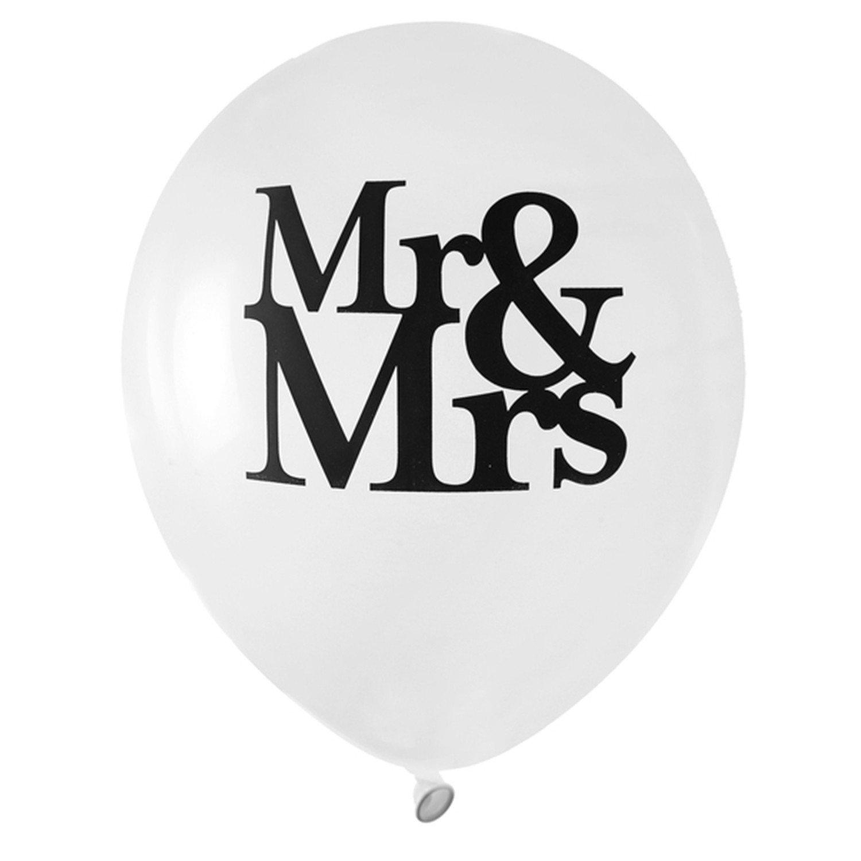 """Mr. & Mrs."" Luftballons"