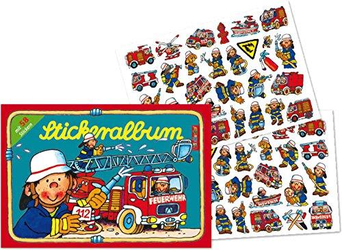 Benny Brandmeister Sticker Album Feuerwehr