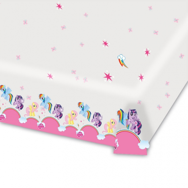 My Little Pony Rainbow Tischdecke