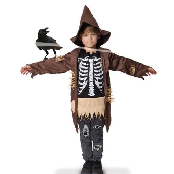 """Kinder Kostüm """"Die Vogelscheuche"""" Gr.: 98 - 116 / 3 - 5 Jahre"""