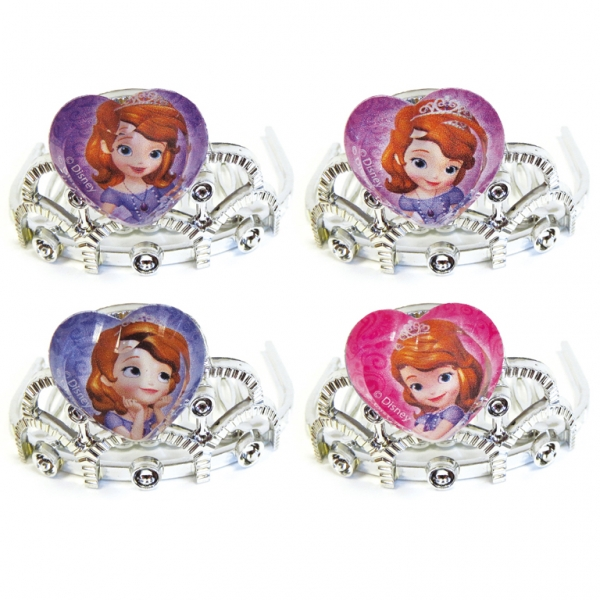 Disney Sofia the First Party 4 Haarkämme