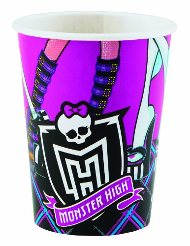 Monster High Party Becher