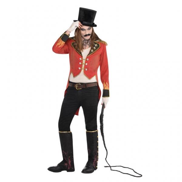 """Herren Kostüm Zirkus ZIRKUS Zirkus Direktorin """"Der Frack"""" Gr.: 44 - 46"""