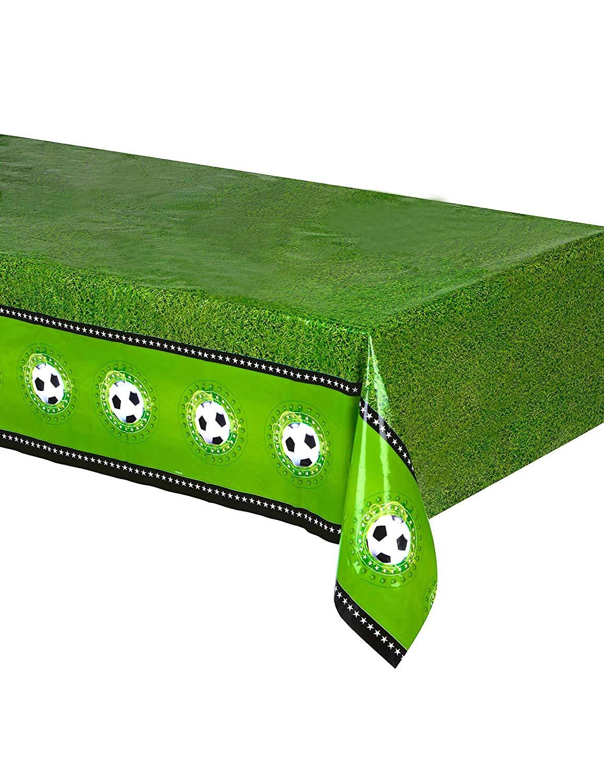 """Fußball """"Das Spielfeld! Party Tischdecke"""