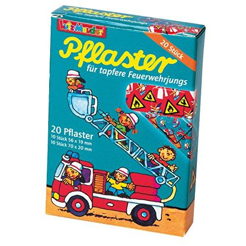 20 Pflaster Feuerwehr von Lutz Mauder
