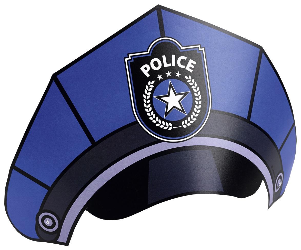 Polizei ... Police ... Polizei Party Hütchen