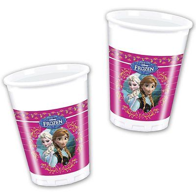 Frozen Alpenland Party Becher von Disney