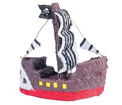 Pinata Piratenschiff zum befüllen