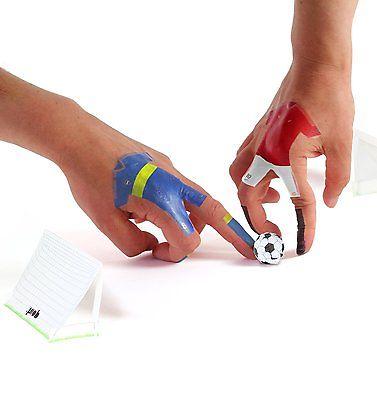 Finger Fußball Trikot Tatoos