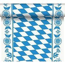 Tischläufer Tête-á-Tête bayrische Raute 0,40 x 24,00 m von Duni