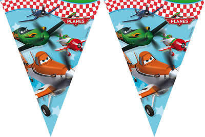 Disney Planes Party Banner Girlande
