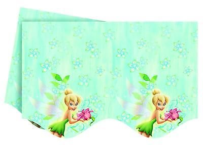 Disney Tinkerbell Flowers Prismatik Party Tischdecke