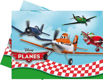 Disney Planes Party Tischdecke