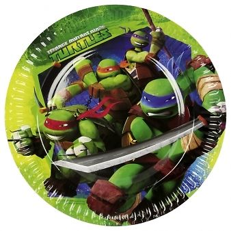 Ninja Turtles Party Teller