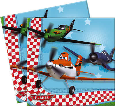 Disney Planes Party Servietten