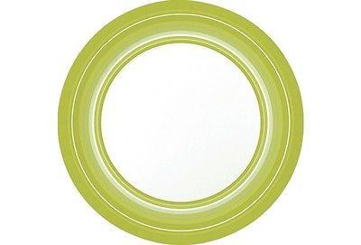 Party Teller Green Line von Duni 10 Stück