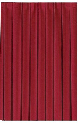 Duni Buffetumrandung Skirting bordeaux