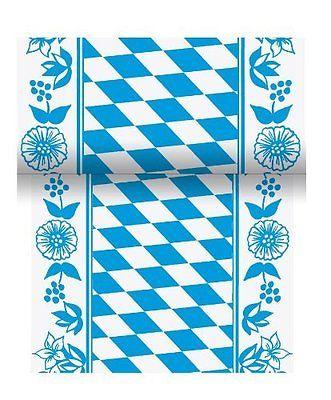 Tischband Tischläufer bayrische Raute 0,15 x 10 m von Duni